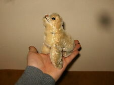 ancien / vintage - STEIFF ROBBY Mini Baby Bébé Otarie Phoque Seal Sea lion - 5""