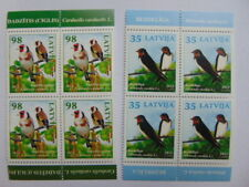 stamps > Latvia / 2012 / birds