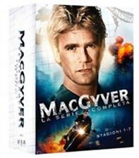 Macgyver - la Serie completa (38 Dvd) Paramount