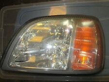 2000-01-2002-03-2004-05 CADILLAC DEVILLE LEFT DRIVER HEADLIGHT 25717171