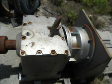 LARGE NORD GEAR REDUCER #SK92- 11-1  WITH  440T MOTOR SCOOP