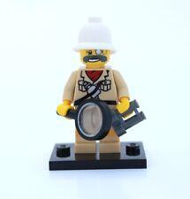 NEW LEGO MINIFIGURES SERIES 2 8684 - Explorer