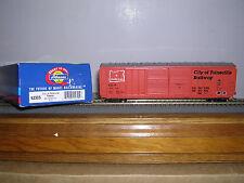 "Athearn #92305 City of Prineville ""Orange"" 50' O.B.D.D.Box Car #7212"