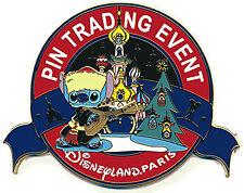 Disney Christmas Pin Doll Party Pin Trading Event Jumbo LE 400 Pin