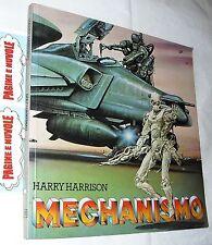 harrison - MECHANISMO - in tedesco! - 1978