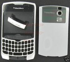 Un-Branded Silver Oem Rim Blackberry Curve 8330 Housing