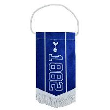 Tottenham Hotspur FC stabilite dall'auto Mini Pennant Bandiera Nuovo regalo di Natale