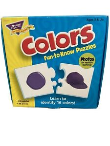 Trend-Colors Fun To Know Puzzles