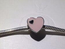 Genuine Pandora Sweet Love Heart Charm 791812EN40