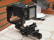 Linhof Kardan Master TL 5X4 Monorail Camera. Stock No. U5113