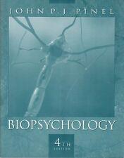 John Pinel: Biopsychology  (durchgehend farbig)   2000