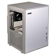 Case in argento mini-ITX per prodotti informatici