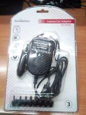 ALIMENTATORE UNIVERSALE DA AUTO PER NOTEBOOK PDA GPS - 80W DA 15 A 24V - RAINBOW