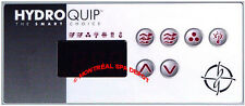 Hydro-Quip laminating vinyl OVERLAY for ECO-3 spa side panel keypad 6key