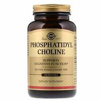Phosphatidylcholine 100 Softgels   Acetylcholine Booster Mental Acuity   Liver