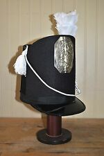 """US"" Shako - War of 1812 - Size 7 1/8"