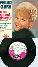 Petula Clark IMPORT 45 rpm EP record Picture Sleeve Ceux Qui Ont U Coeur France