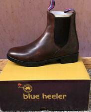 Blue Heeler Dalby, Stiefelette, Reitstiefel, braun, B- Ware