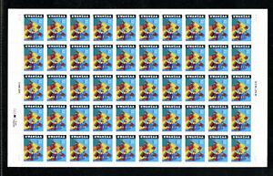US 3175, 1997 32c KWANZAA, $16.00 PANE OF 50, P#V1111, MNH (US625)