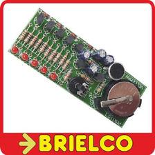 KIT PARA MONTAR VUMETRO VUMETER DE BOLSILLO 5 LEDS CON MICRO VELMK115 BD1652
