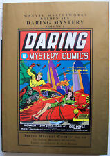 Marvel Masterworks: Golden Age Daring Mystery Vol. 1 NM/MT ~ HC Graphic Novel