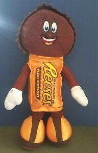 Vintage ©1994 Reeses® Peanut Butter Cups Advertising Doll