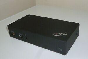 Lenovo ThinkPad USB 3.0 Pro Dock DK1522