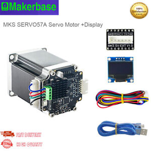 For 3D Printer 57 Closed Loop Stepper Motor Set with Adapter Board Display ot16