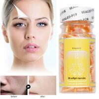90pcs / bottle Vitamin E Capsules Serum Spot Acne Remove Q4E9