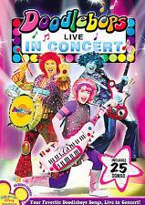 Doodlebops - Live in Concert - includes Doodlebops kazoo! DVD