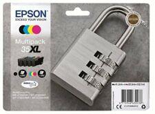Epson Ink/35XL Padlock 1900 Page Yield, CMYK - C13T35964010