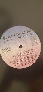 EMINEM - INFINITE VINYL LP 1996 PRESS RARE