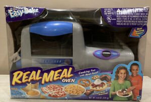 2003 Easy-Bake Real Meal Oven Model 65759 Spatula Timer Gray Blue