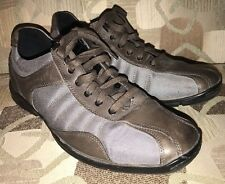 Kenneth Cole Dominant Jean Mens Brown Sneakers Size 9.5 M