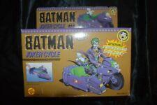 ToyBiz NEW Batman Joker Cycle 1990