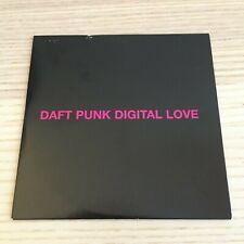 Daft Punk _ Digital Love _ CD Single PROMO _ 2001 Virgin