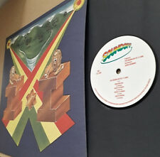 TONY BENJAMIN - I & I LP (OUT NOW) VERY LIMITED ARTBOARD EDITION SLEEVE!!