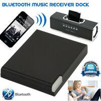 Bluetooth A2DP Musik Receiver Audio Adapter Für iPod iPhone 30Pin Dock Speaker