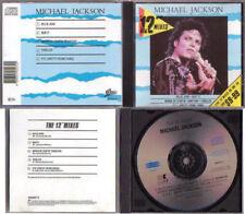 CD de musique années 80 michael jackson