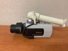 Bosch Dinion Color Camera LTC0455/21 w/ Philips LTC3364/31 3.5-8mm 1:1.4 CS