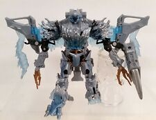 Hasbro 2007 Transformers movie Megatron voyager class figure (missing foot)