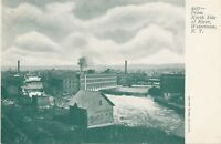 WATERTOWN NY – View from North Side of River – udb (pre 1908)