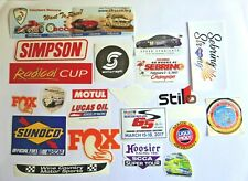 Auto Racing Auto Parts Stickers For Tool box-Garage-Car-Locker