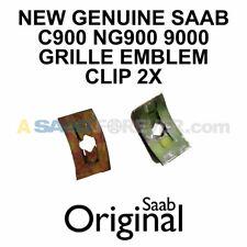 SAAB 9000 94-97MY 4 DOOR CD BADGE EMBLEM 4435806 NEW ECHT RARE SUFFOLK NEW