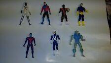 """Vintage Marvel Comics Uncanny X-Men Cyclops 5"""" Figure Lot #2 Toybiz"""