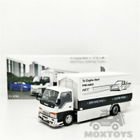 Y.E.S 1:64 Isuzu Custom Truck Openable wingspan box Car