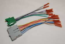FOR SELECT 1986-2000 MERCURY Radio Wiring Harness Adapter w// Connectors #1770