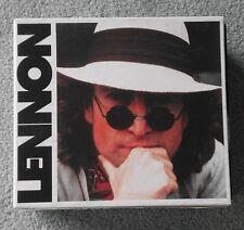 John Lennon - Lennon - Original UK 4 CD Box Set - ULTRA RARE MISPRINT