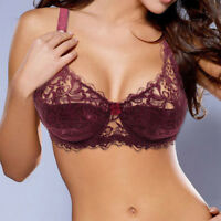 Women Push Up Bra Sexy Lingerie 32-42 A B C D Lace Underwire Bralette Brassiere