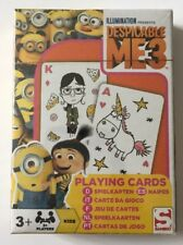 Pack of Despicable Me 3 Playing Cards - Full Pack of 52 - New & Sealed